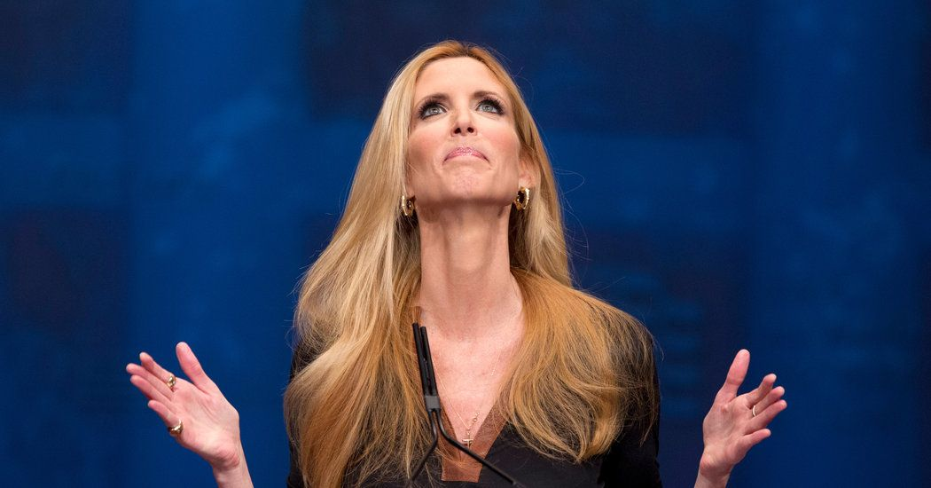Delta Air Lines Refunds Ann Coulter $30 After Twitter Complaints - New York Times