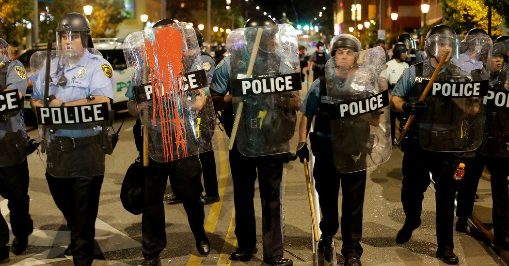 Protests Flare in St. Louis for Second Night After Ex-Officer's Acquittal