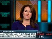 CNBC's New Star Kelly Evans Reveals A Brand New Bullish Economic