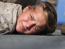 women wash out of marine corps infantry officers course two more women