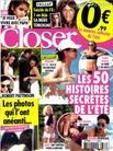 Le magazine Closer du samedi 4 ao�t 2012