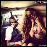 Rihanna et Chris Brown , en couple pour les 25 ans de la chanteuse