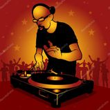 Disc Jockey — Stock Vector © Roman Dekan #3180309