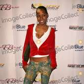 Shani Pride At The Traci Bingham Website Launch Party, Spider Club 39