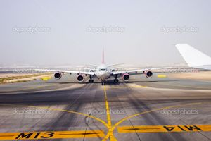 Aircraft on landing strip | Stock Photo © Evgeny Trofimov #4787722