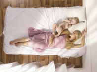 beautiful young mom with naked baby � Stock Image � George Mayer
