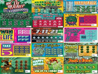 scratch-off lottery tickets expected payouts a hidden benefit