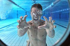 Drowning man underwater diver � Stock Image � aarrttuurr #11088294