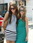 Emily Osment & Miley Cyrus had a big fight?
