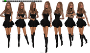 My Style in Second Life: BehaviorBody Just Pose Me HUD
