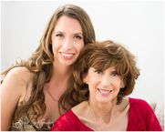 Mother & Daughter Beauty Portraiture | Sweet Light Studios