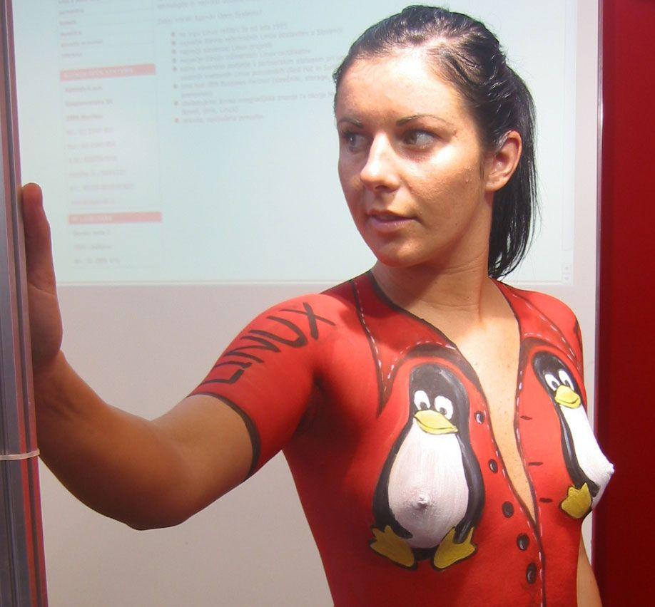 Sexy Model Accidental Insemination