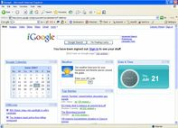 tgiftutorials / Google Home Page