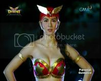 Darna Marian Rivera Nude and Porn Pictures
