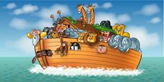 The Militant Atheist: Noah's Ark and Flood