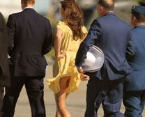 Kate Middleton Upskirt Photo [Updated Below  Including The Latest One