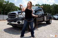 Lizard Lick Towing �AMY SHIRLEY� ONE TOUGH MOTHER (By Request
