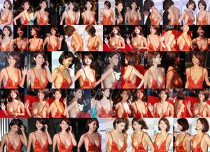 "Oh In-hye: ""I don't regret wearing that revealing dress"" 