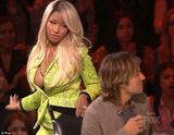 WATCH] Nicki Minaj Gets Pissy At American Idol Results, Almost Walks