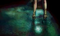 wet high heels