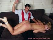 Amelia Jane Rutherford for Dallas Spanks Hard