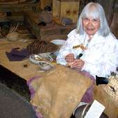 Julia Parker Weaves Her Way Into History | The Pioneer Online