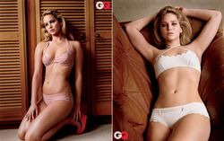 Jennifer Lawrence is just right