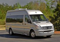 MercedesBenz Sprinter Van to Make 20,000Mile Journey | The World Of