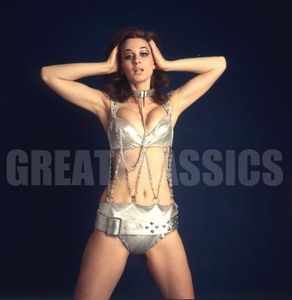 Valerie Leon Sexy Bikini Bond Girl '60s Original 2 1 4 Camera