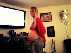 Pregnant Jailbait