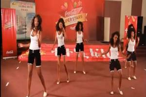 CocaCola Super Star – Shashe Renger Dance Crew – Top 10 Contestant
