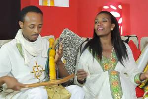 Jossy in Z House Show – Interview With Traditional ‪‎Singers Fenta Bele & Alemayehu Tesfaye