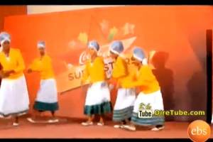 CocaCola Super Star – Shashe Renger Dance Contestant Crew