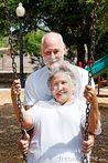 Royalty Free Stock Photos: Senior Swingers