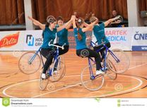 Artistic Cycling Stock Photo  Image: 28237870