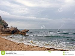 Azov Seaside 2 Stock Images  Image: 20572524