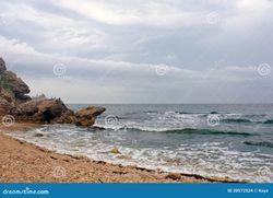 Azov Seaside 2 Stock Images  Image: 20572524