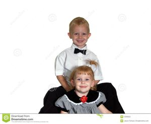 Brother And Sister Portrait Stock Photos - Image: 1293553
