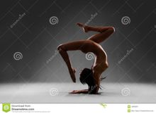Gymnastic Nude Royalty Free Stock Photography  Image: 4293207
