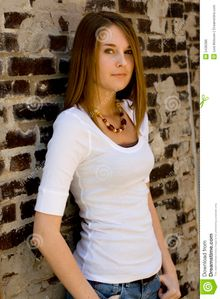 Teen Fashion Model Royalty Free Stock Image - Image: 2436386