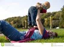 Young Mom And Her Son Stock Images  Image: 12717634