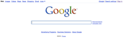 Google Fading Homepage | @TimCohn | The Blog of Author Tim Cohn