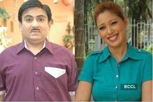 Jethalal�s love for Babita gets him an electric shock!  Times Of