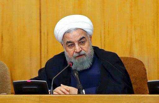 Iran's priority to protect N-deal from US: Rouhani