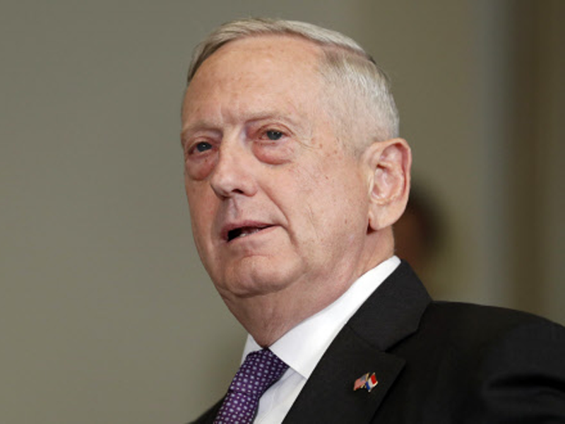 US reached decision on Afghan strategy: Jim Mattis