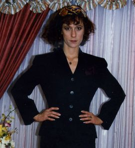 Never before published photo of Shelly Miscavige courtesy of Claudio