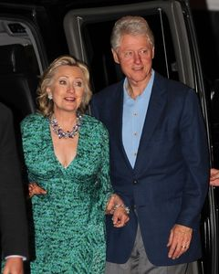Bill Clinton Hillary Clinton New York