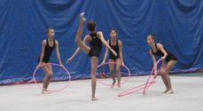 Canadian Junior Rhythmic Gymnastics team | The Toronto Observer