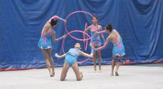 junior rhythmic gymnastics team canadian junior rhythmic gymnastics
