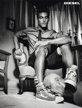Gay Foot Fetishes Front and Center in New Men's Diesel Campaign| Gay